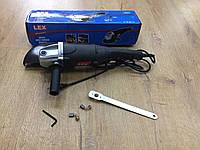 Угловая шлифмашина LEX AG282/ 180 мм / 2000 Вт / Польша