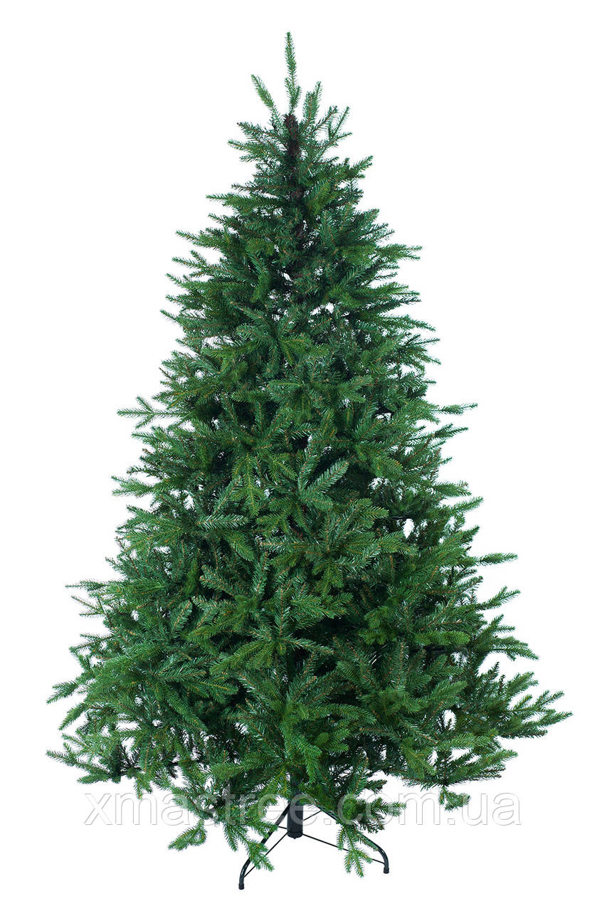 Искусственная елка литая Альпийская 210 комби