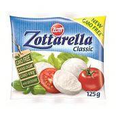 Сыр Моцарелла 125 г