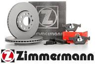 Тормозные диски Zimmermann для Mercedes ML/GL/R/S/C/E-class в наличии!