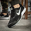 Кроссовки мужские 15953, Nike Degasus 30, черные ( нет в наличии  ), фото 4