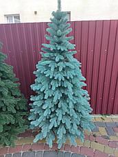 Лита ялинка Елітна 1.50 м. блакитна, фото 3