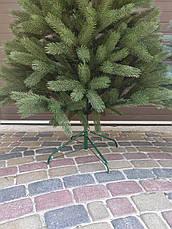 Литая елка Буковельская 2.10м зеленая, фото 3