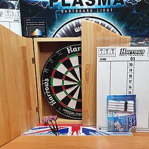Набор для игры в дартс Harrows Англия