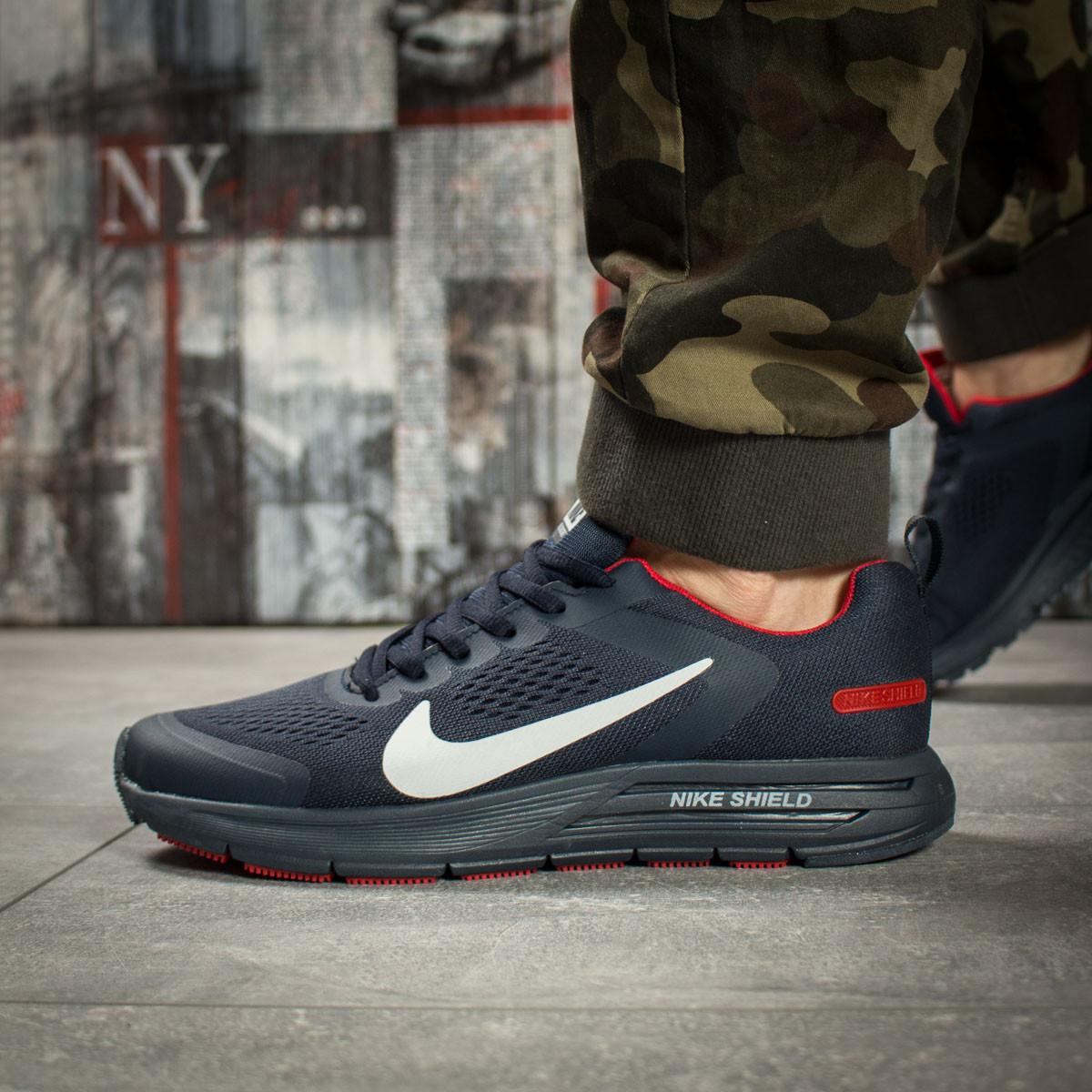 Кроссовки мужские 16010, Nike Air Zoom, темно-синие ( нет в наличии  )