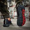 Кроссовки мужские 16010, Nike Air Zoom, темно-синие ( нет в наличии  ), фото 3