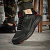 Кроссовки мужские Nike Air Zoom, черные (16012) размеры в наличии ►(нет на складе), фото 4