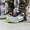 Кроссовки мужские Nike Lunar Uncn, серые (16143) размеры в наличии ►(нет на складе), фото 2