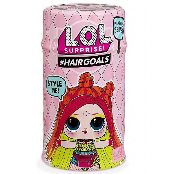 L.O.L. Surprise 557067 Лялька з волоссям 2 серія