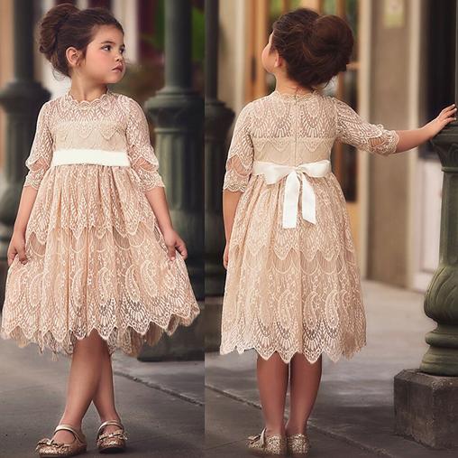 Детское платье гипюровое   100,  120