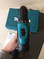 Аккумуляторный шуруповерт MAKITA DF 330 D ( Шуруповерт Макита) 12 V/ 2 аккумулятора, фото 7