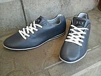 Кроссовки серые BL 5639 с 41 по 45 размер