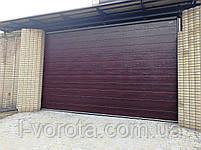 Секционные гаражные ворота DoorHan ш4000мм, в2300мм, фото 2