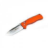 Нож складной Ganzo G720, оранжевый