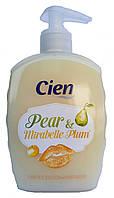 Cien жидкое мыло (500 мл) Pear & Mirabelle Plum