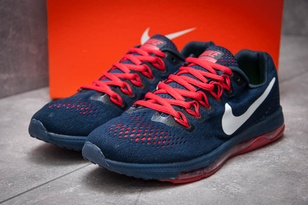 Кроссовки мужские Nike Zoom All Out, темно-синие (12962) размеры в наличии ► [  44 (последняя пара)  ]