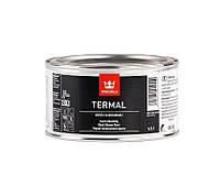 Эмаль силиконовая TIKKURILA TERMAL термостойкая черная 0,33л