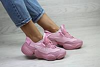 Женские кроссовки розовые Adidas SPIY-550 реплика