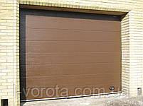 Секционные гаражные ворота DoorHan ш3000мм, в2200мм, фото 2