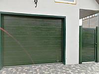 Секционные гаражные ворота DoorHan ш3000мм, в2200мм