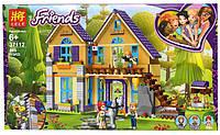 """Конструктор Lele 37112 Френдс """"Дом Мии"""" 805 деталей. Аналог Lego Friends 41369"""