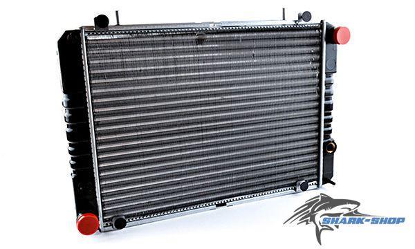 """Радиатор охлаждения ГАЗ 2217, 2705, 3302 """"ГАЗель"""" 3-х рядный AURORA"""