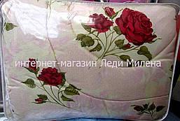 Зимнее одеяло на овчине двухспальное фабричное оптом и в розницу, фото 3