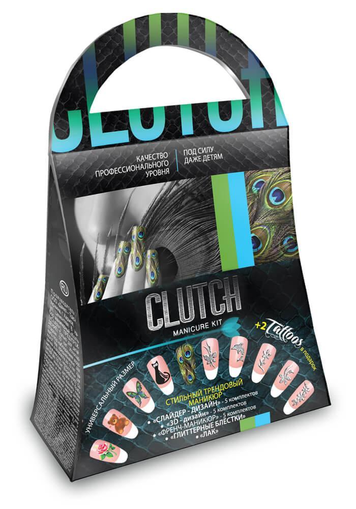 Набор для маникюра Clutch (КЛ-01-09)