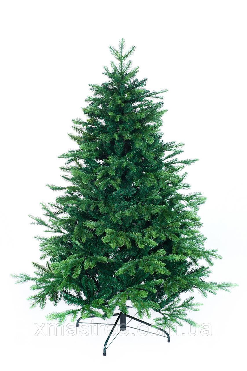 Искусственная елка литая Грация 150 комби