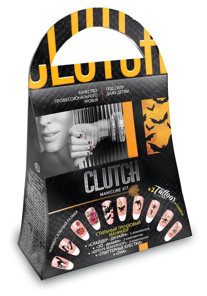 Набор для маникюра Clutch (КЛ-01-11)