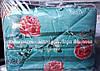 Теплое одеяло на овчине двухспальное от украинского производителя, фото 4