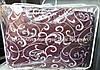 Двухспальное зимнее одеяло овечья шерсть, фото 4