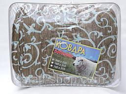Зимнее стеганное одеяло овчина двухспальное, фото 3