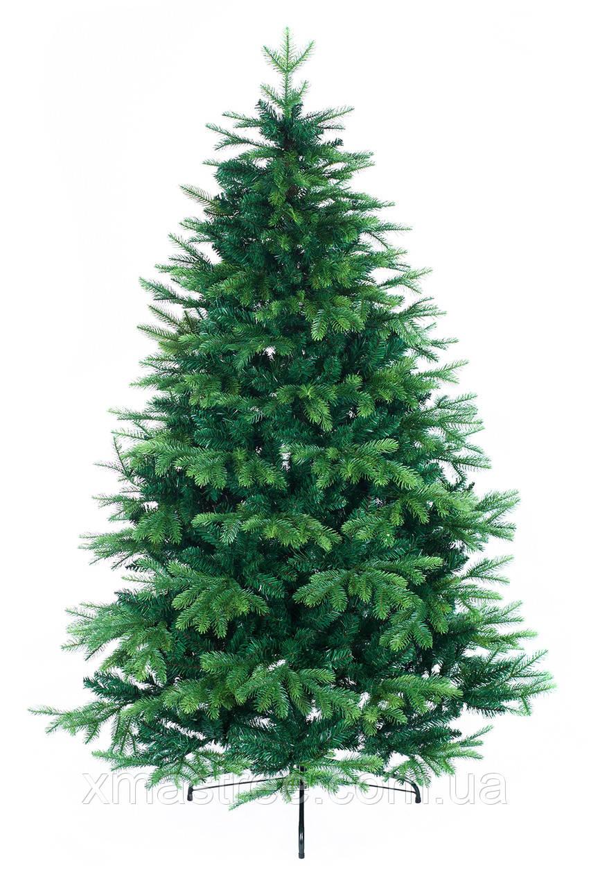 Искусственная елка литая Грация 180 комби