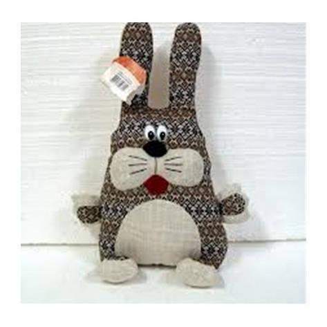 Мягкая игрушка подушка-зайчик, фото 2