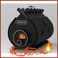 Булерьян Vesuvi classic О4 + стекло и защитный кожух отопление булерьяном