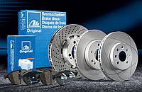 Тормозные диски ATE для Mercedes ML/GL/R/S/C/E-class в наличии!
