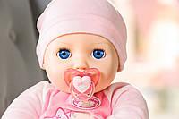 Кукла пупс для девочки Бэби Борн Оригинал Baby Annabell Моя маленькая принцесса со звуком Zapf 794999