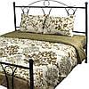 """Комплект постельного белья Руно™ """"Оlivia"""" 143х215см сатин"""