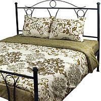 """Комплект постельного белья Руно™ """"Оlivia"""" 143х215см сатин, фото 1"""