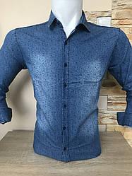 Рубашка   Pierrini джинсовая