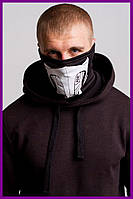 Бафф FDR Scorpion Black | Балаклава, маска | Хэллоуин