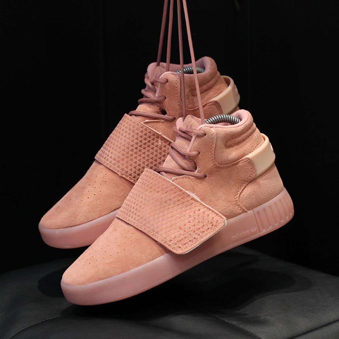 """Кроссовки Adidas Tubular """"Розовые"""""""