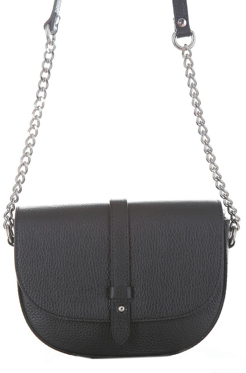 Сумка женская кожаная HELGA Diva's Bag цвет черный