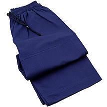 Детское кимоно для джиу-джитсу Venum Contender Kids BJJ Gi Navy Blue, фото 3