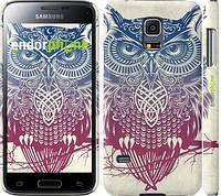 "Чехол на Samsung Galaxy S5 mini G800H Сова 2 ""2726c-44"""