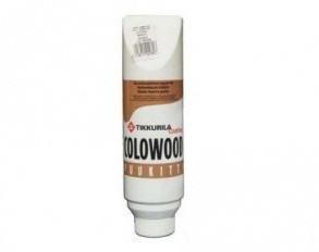 Шпатлевка акриловая TIKKURILA COLOWOOD PUUKITI для древесины, белая, 0,5л