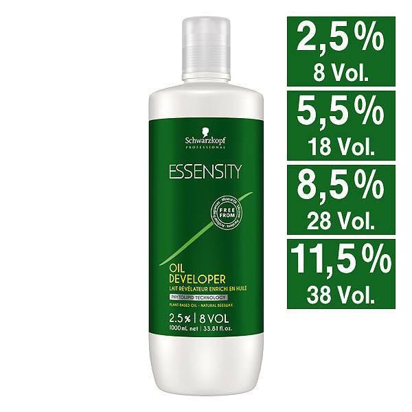Активирующий лосьон Schwarzkopf Professional Essensity Oil Developer Mini 5,5% 60 ml