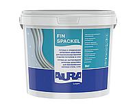 Шпатлевка акриловая AURA LUXPRO FIN SPACKEL финишная 8кг