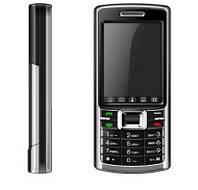 Мобильный телефон Donod D802 TV 2SIM сенсорный телефон Black , недорогие телефоны